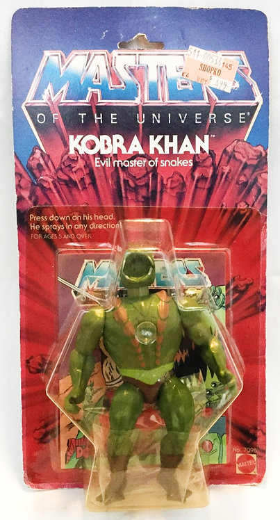 He-Man and The Masters Of The Universe Kobra Khan Taiwan 1983