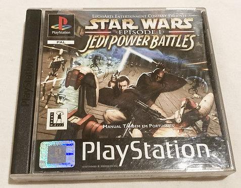 Sony Playstation Star Wars Jedi Power Battles (Pal) UK