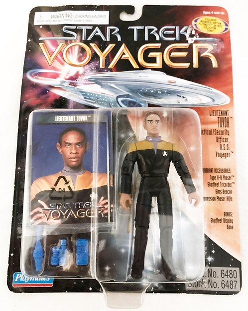Star Trek Voyager Lietenant Tuvok Playmates 1995