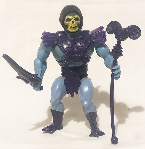 He-Man And The Masters Of The Universe Skeletor Taiwan 1983