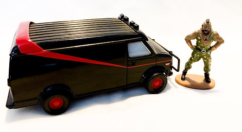 The A-Team Van And Mr T. Die-Cast Cogri