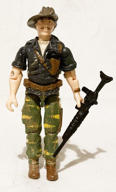 G.I. Joe Recondo Tiger Force Hasbro 1988