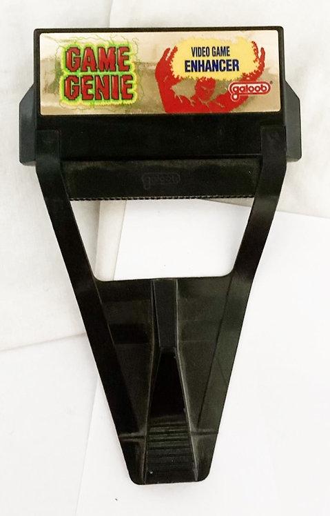 Game Genie Video Game Enhancer (U.S,) Galoob