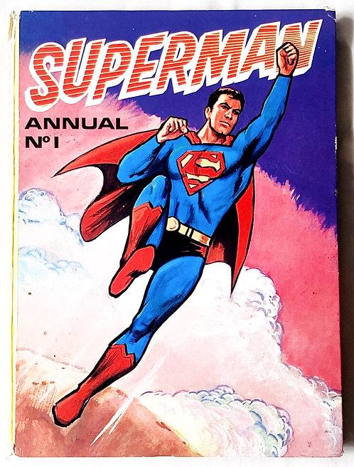 Superman Annual No. 1 1972