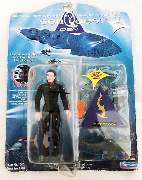 Seaquest DSV Hitchcock Playmates 1993