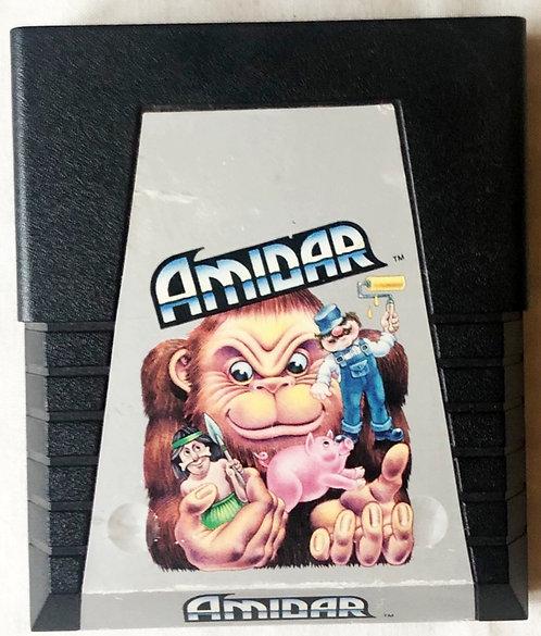 Amidar Atari 2600 U.K. (PAL)