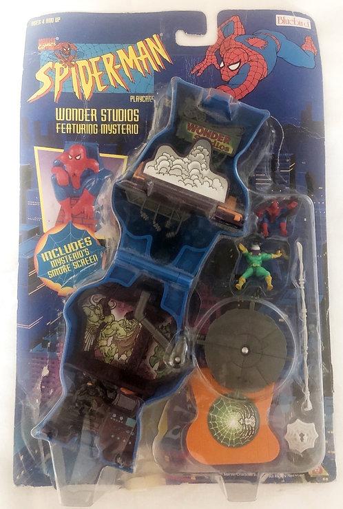 Spider-Man Wonder Studio Play Case Bluebird 1996