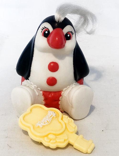 Keypers Kazoo Penguin Figure Tonka 1985