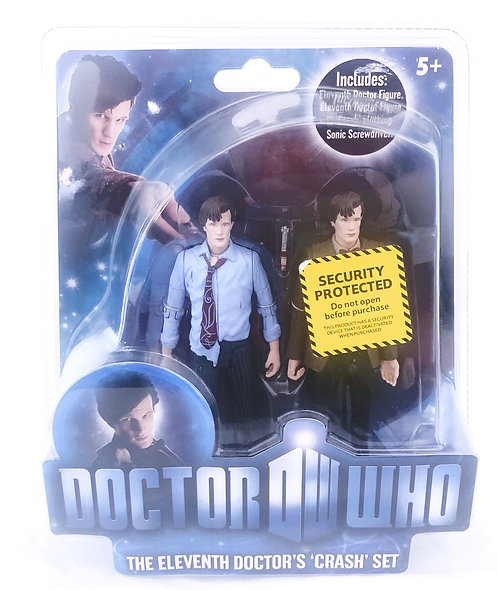 Doctor Who The Eleventh Doctor's 'Crash' Set