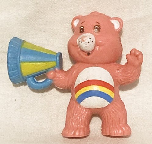 Care Bears Cheer Bear 2' Mini 1983