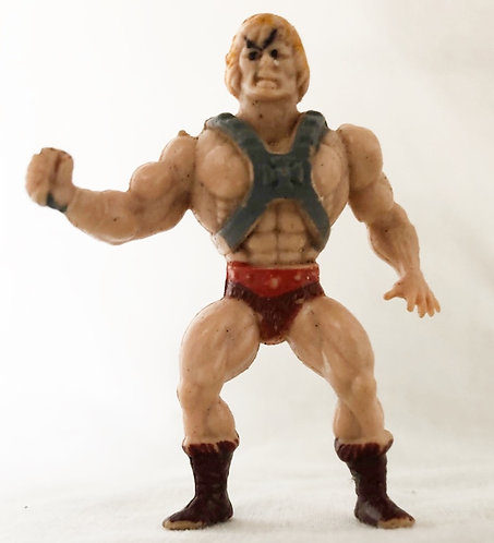 He-Man And The Masters Of The Universe He-Man Pen / Pencil Topper 1981