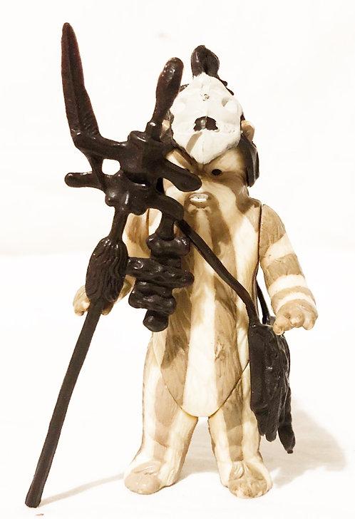 Vintage Star Wars Return Of The Jedi Logray Kenner 1980