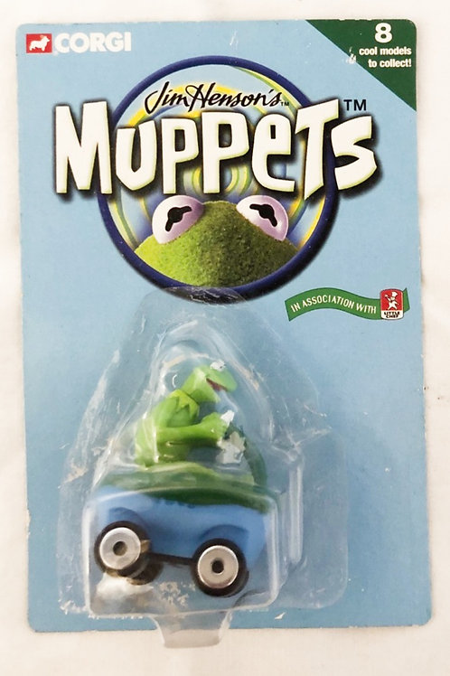 Muppets Muppets On Wheels Kermit Little Chef Corgi 2000