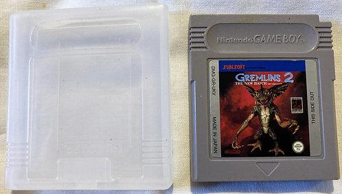 Nintendo Game Boy Gremlins 2 (PAL) UK