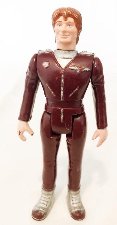 Terrahawks  Lieutenant Hawkeye Bandi 1983