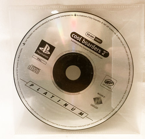 Sony Playstation Cool Boarders 2 Disc Only PAL