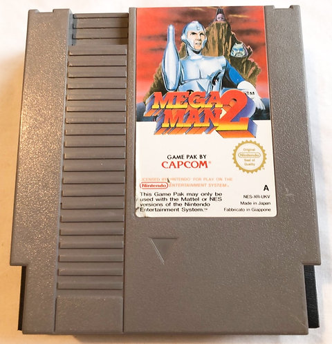Mega Man 2 Nintendo NES U.S.A (NTSC) 1985