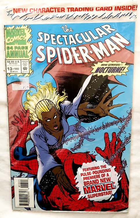 The Spectacular Spider-Man 64 Page Annual # 3 1993