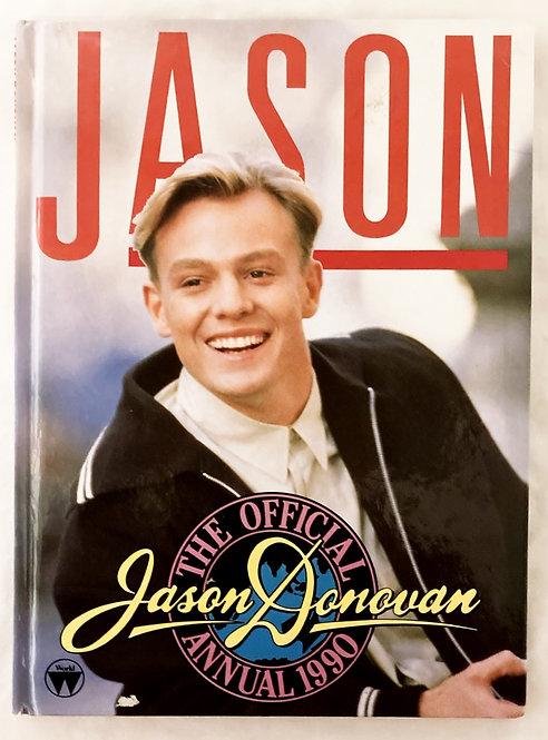 Jason Donavan Annual 1990