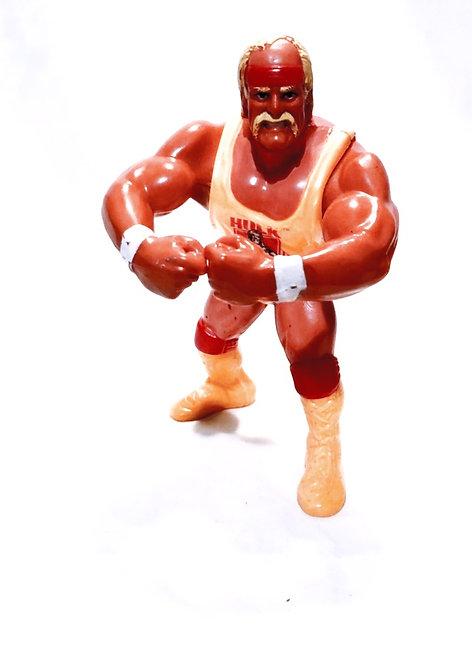 Vintage WWF Hulk Hogan Action Figure