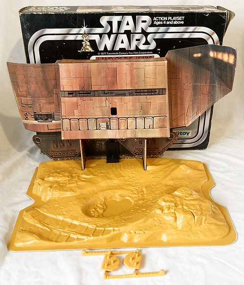 Land Of The Jawas Play Set Palitoy 1977