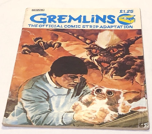 Gremlins The Official Comic Strip Adaptation 1984