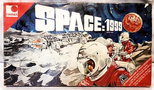 Space 1999 Baord Game Omnia 1975