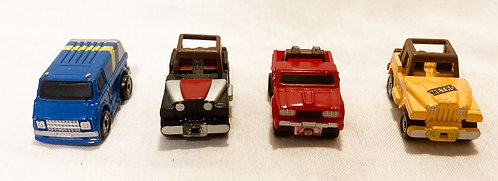 Vintage Micro Machine Set