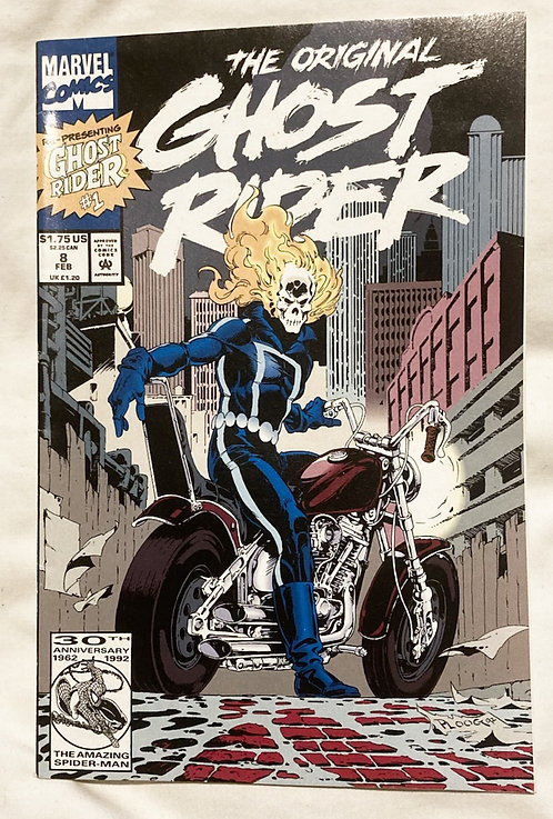 The Original Ghost Rider #8 February 1993