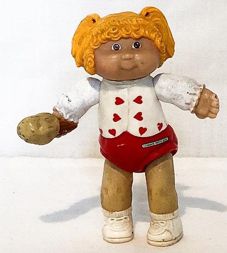 Cabbage Patch Kids Mini Posable Figure Coleco 1984