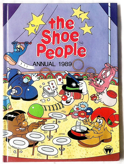 The Shoe People Annual 1989