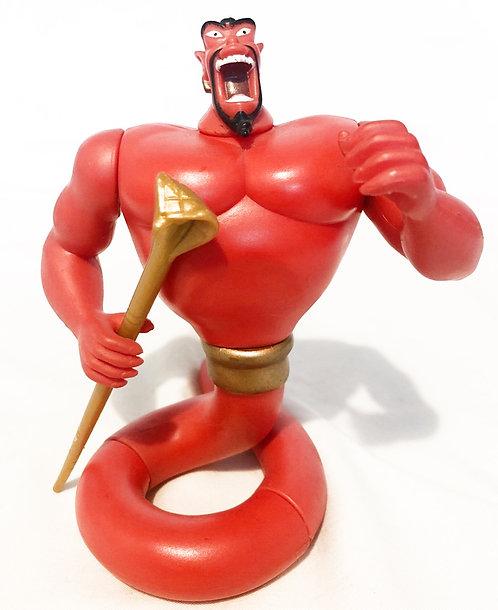 Disneys Aladdin Evil Genie Jafar Figure Mattel 1993