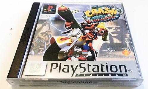 Crash Bandicoot 3 Warped PlayStation Game UK (PAL)
