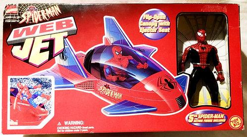 Spider-Man Web Jet Toy Biz 1997