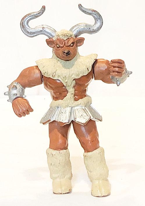 Mighty Morphin Power Rangers Slash Block Minotaur Bandi 1994