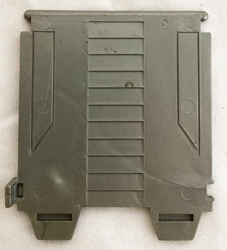 Transformers G1 Optimus Prime Trailar Door Hasbro 1986