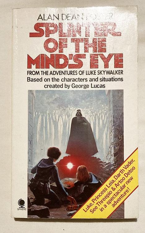 Star Wars Splinter Of The Mind's Eye Alan Dean Foster 1981983