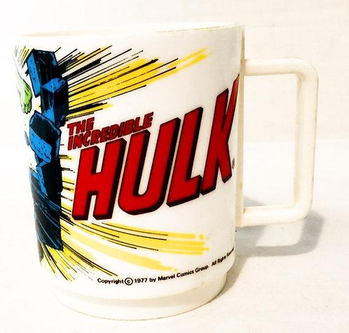 The Incredible Hulk Mug Deka 1977