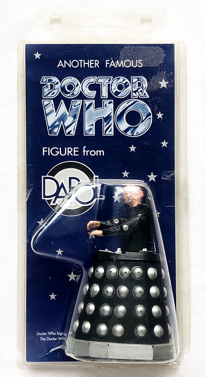 Doctor Who Davros Figure Dapol 1987