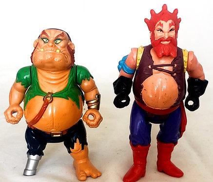 Pirates of Dark Water Figure Set Hasbro 1991