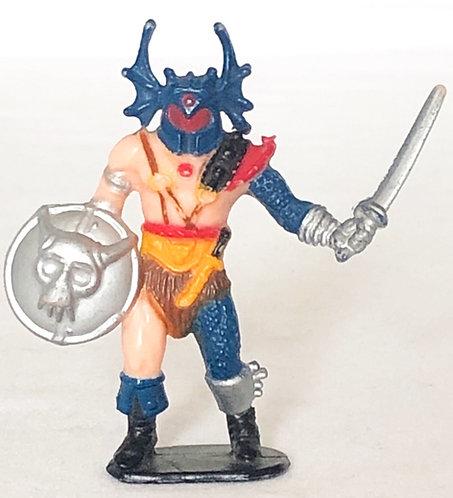 Adavcned Dungeaons And Dragons Warduke Mini LJN/Matchbox 1983