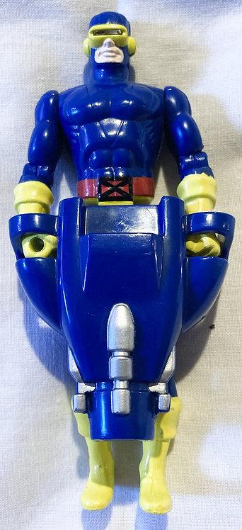 Marvel X-Men Cyclops (Red Belt) Toy Biz 1993