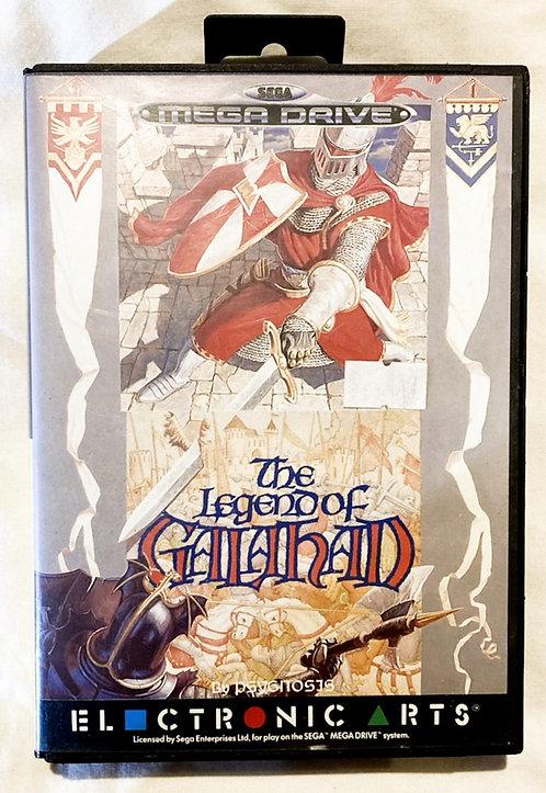 Sega Mega Drive The Legend Of Galahan (PAL) 1992