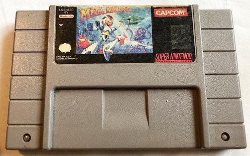 Mega Man Super Nintendo SNES U.S.A (NTSC) 1985