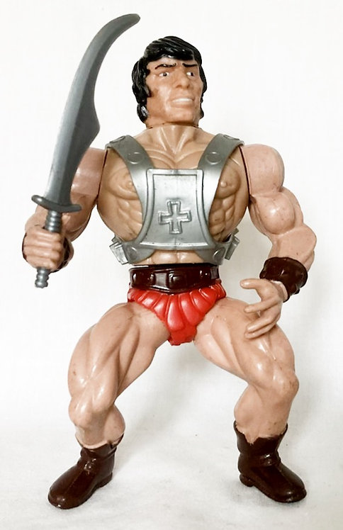 Galaxy Warriors Triton Gungold 1987