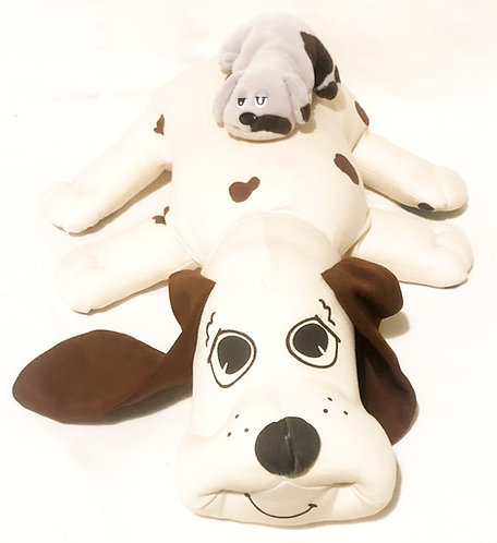 Pound Puppies Mother And Baby Hornby 1984