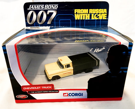 James Bond 007 From Russia With Love Corgi