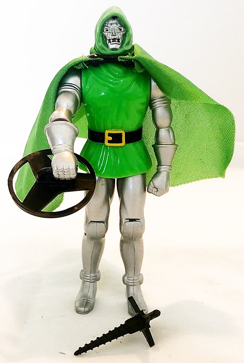 Dr. Doom Marvel Superheros Figure Toybiz 1990
