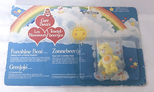 Vintage Care Bears Sunshine Bear