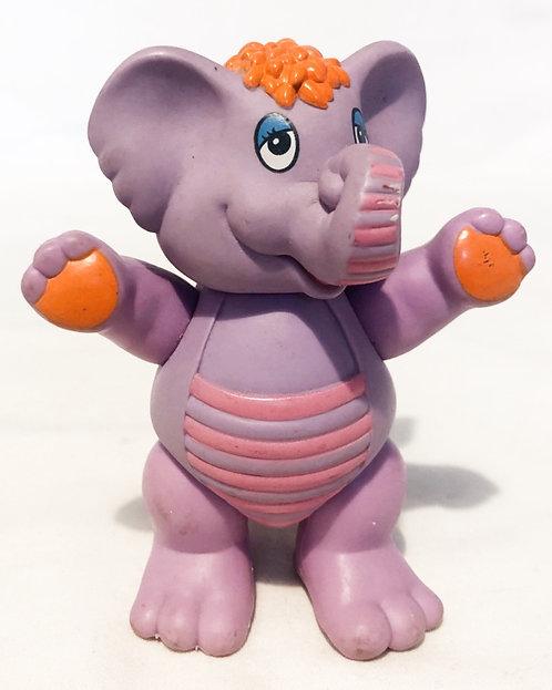 Wuzzles Eleroo Disney Hasbro 1985